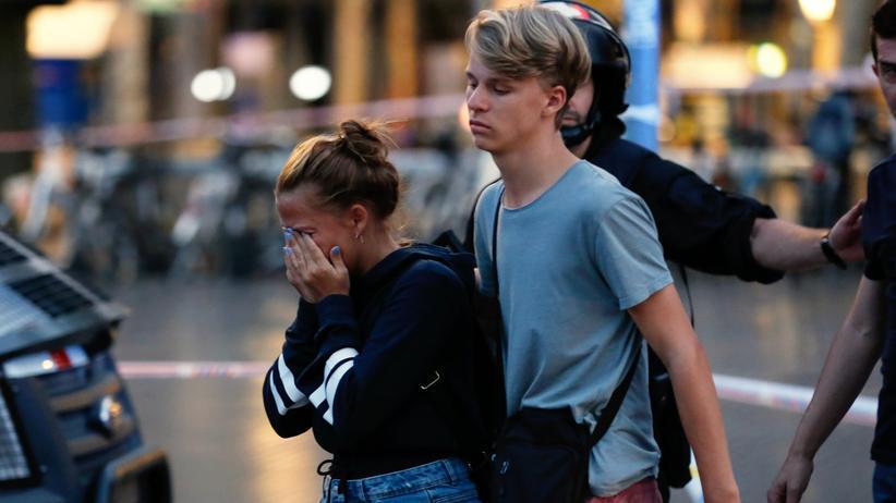 Katalonien: Schock in der Urlaubsmetropole
