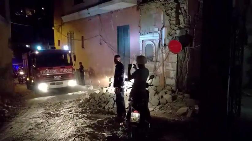 Italien: Zwei Tote bei Erdbeben auf der Insel Ischia