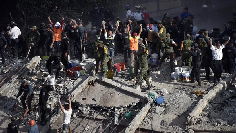 Mexiko: Die Stille nach dem Beben