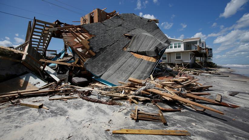 """Hurrikan Irma: """"Im Prinzip wurde jedes Haus auf den Keys getroffen"""""""