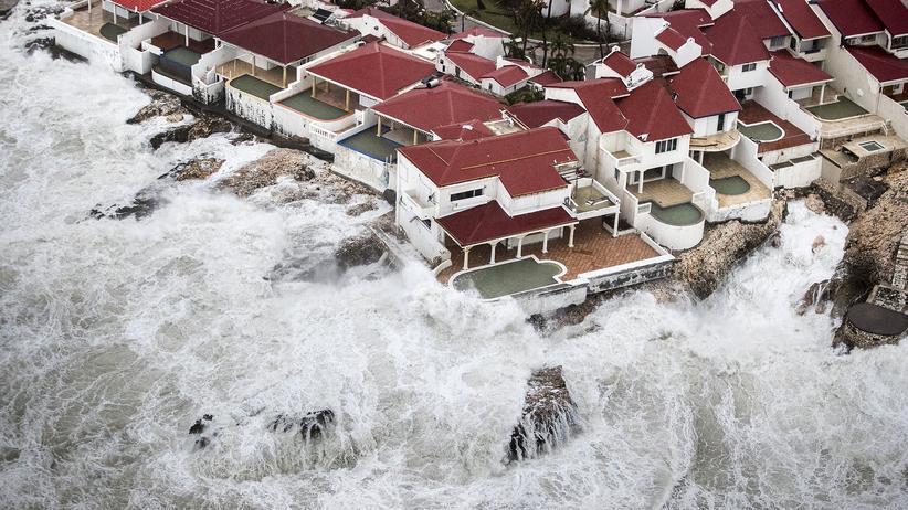 Karibik: Irma hinterlässt nur Trümmer