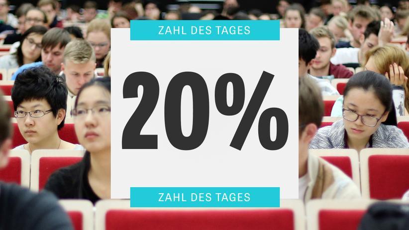 Bildung: Jeder fünfte Mensch mit Migrationshintergrund hat Abitur