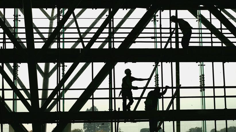 Migration: Arbeit im Schatten