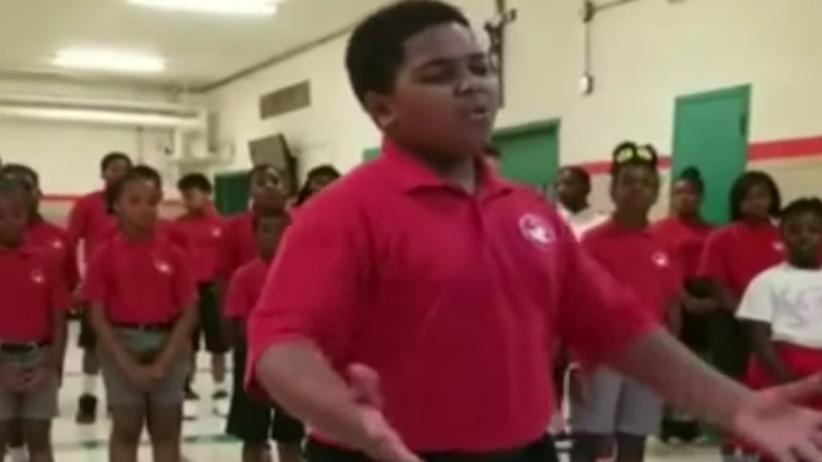 """""""Rise up"""": Dieser Schulchor verzaubert die Welt"""