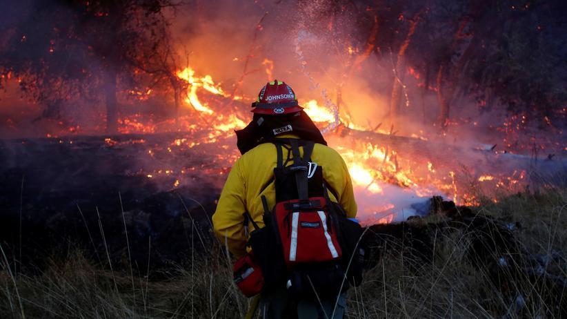 Kalifornien: Waldbrände erfordern weitere Evakuierungen