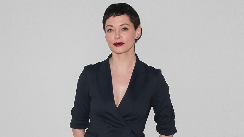 Rose McGowan: Rose McGowan in Los Angeles