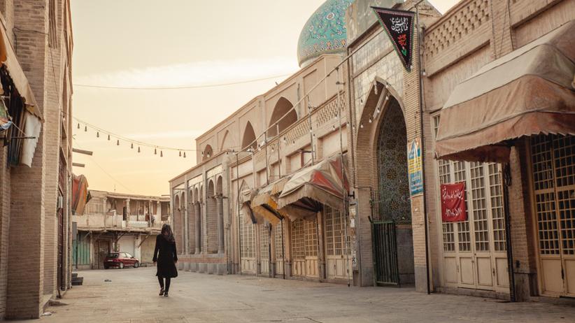 Dating in Teheran: Wie man sich in einem Gottesstaat verliebt
