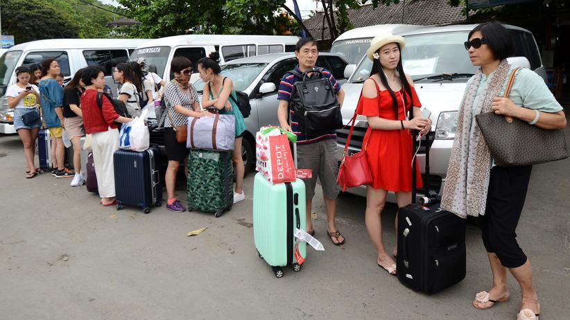 Vulkan Agung: Flughafen auf Bali nimmt Betrieb wieder auf