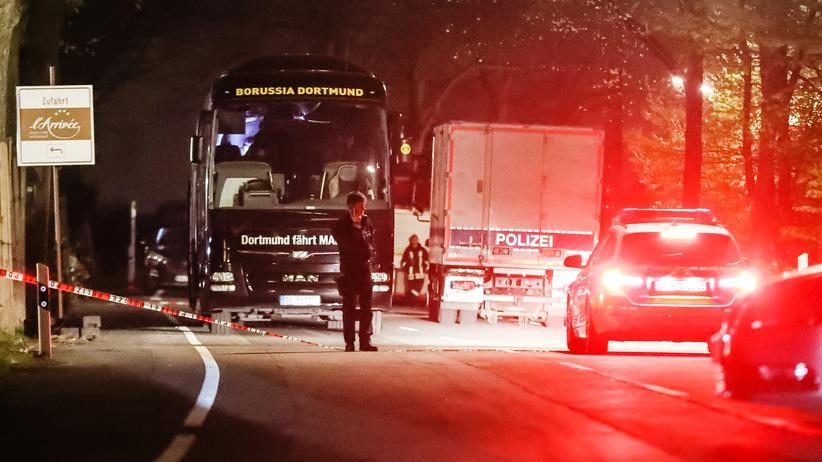Anschlag auf Mannschaftsbus: Mutmaßlicher BVB-Attentäter soll weitere Ziele gehabt haben