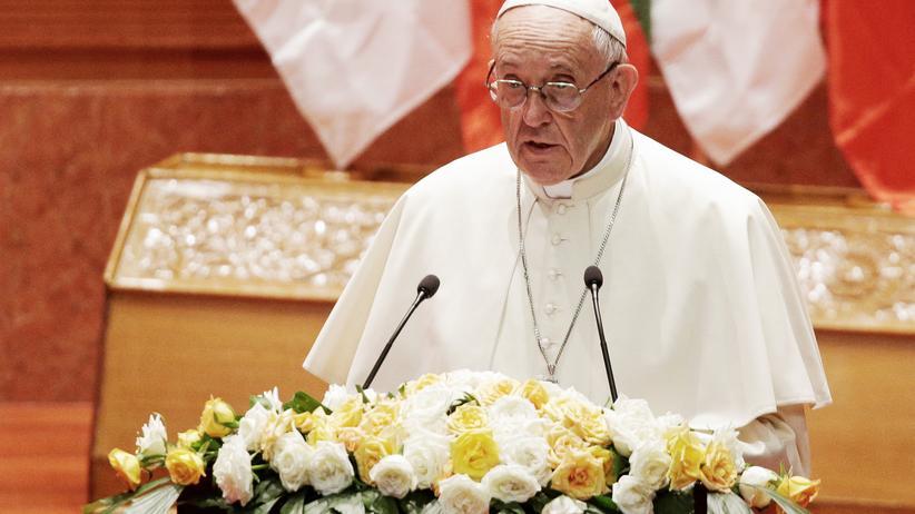 Myanmar: Papst ruft zur Achtung jeder Volksgruppe auf