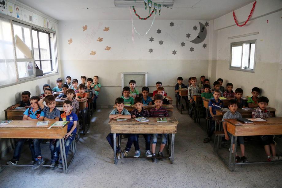 Schule Syrien