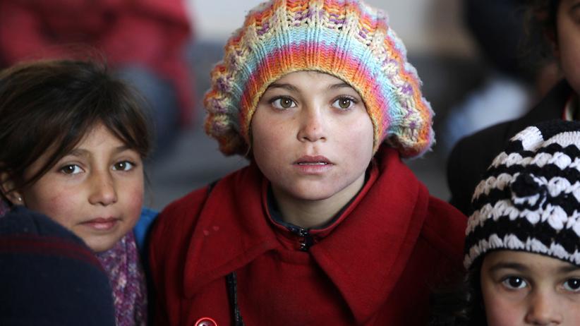 Syrien: Trotzdem zur Schule