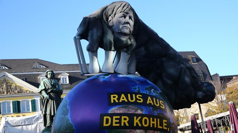 Weltklimakonferenz: Klimakarneval in Bonn
