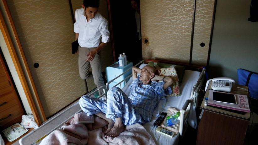 Palliativmedizin: Zu Hause sterben in Japan