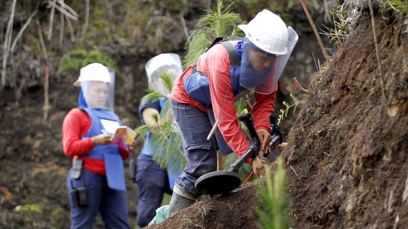 Handicap International: Mindestens 2.000 Tote durch Landminen