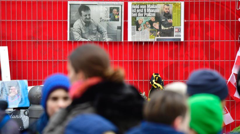 Terror am Breitscheidplatz: Amri inspizierte mehrere Anschlagsziele