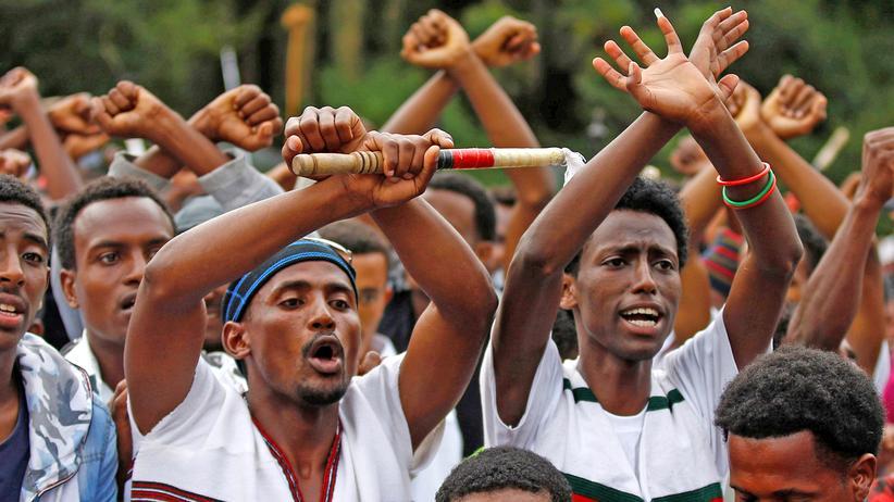 Äthiopien Freilassung politische Gefangene Schließung Gefängnislager Maekelawi