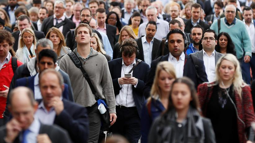 Studie: In Städten wie London zeigt sich ein gemischtes Gesellschaftsbild. Viele Europäer wünschen sich dennoch mehr Integration.