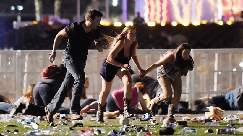 Las-Vegas-Attentat: Amokschütze verletzte deutlich mehr Menschen als bisher bekannt