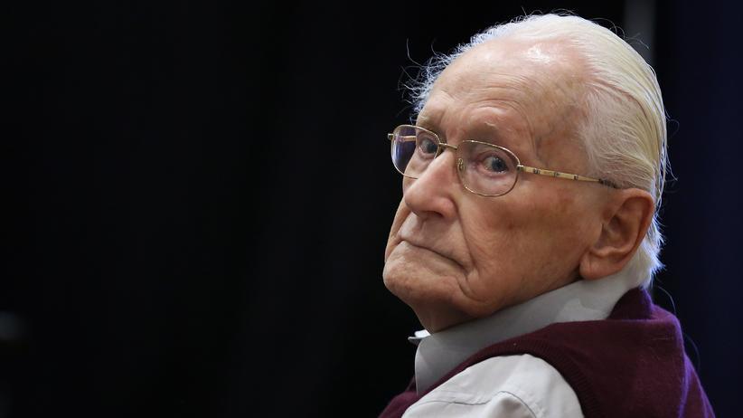 Oskar Gröning: Gnadengesuch von SS-Buchhalter abgelehnt