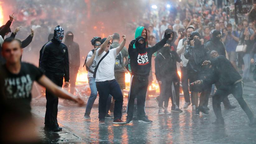 Polizei Hamburg: 600 gewalttätige Teilnehmer der G20-Proteste namentlich bekannt