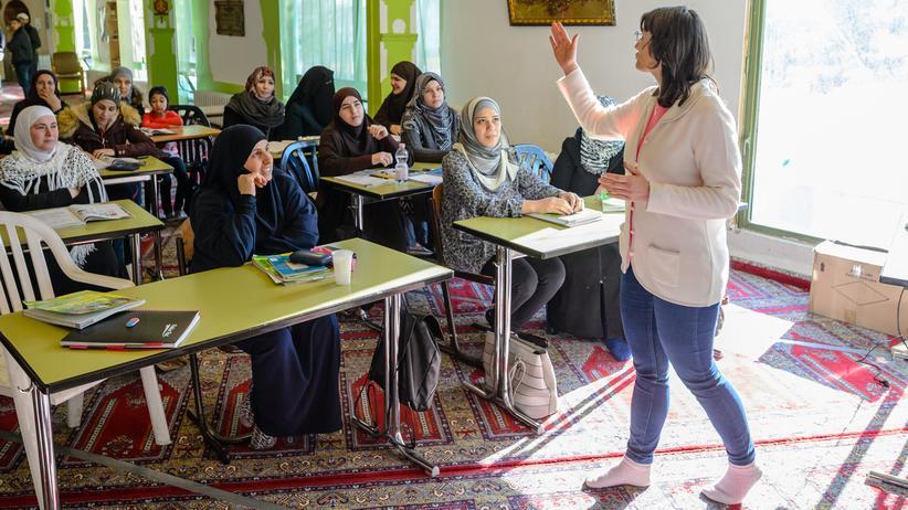 Flüchtlingshilfe: Viele Flüchtlingsinitiativen rufen keine Fördermittel ab