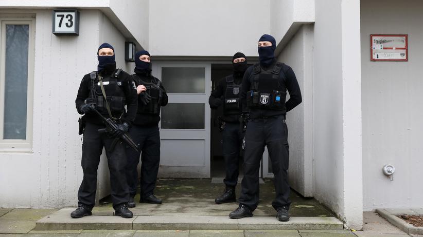 Islamismus: Polizei ließ ausreisepflichtigen Gefährder wieder frei