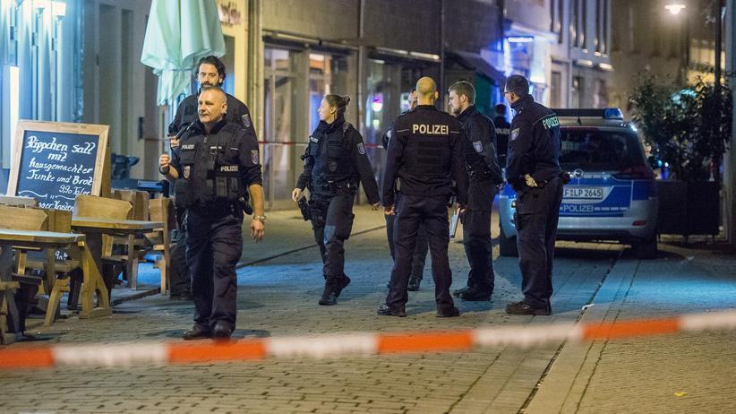 'Ndrangheta: Polizisten nach Massenschlägerei in der Erfurter Michaelisstraße
