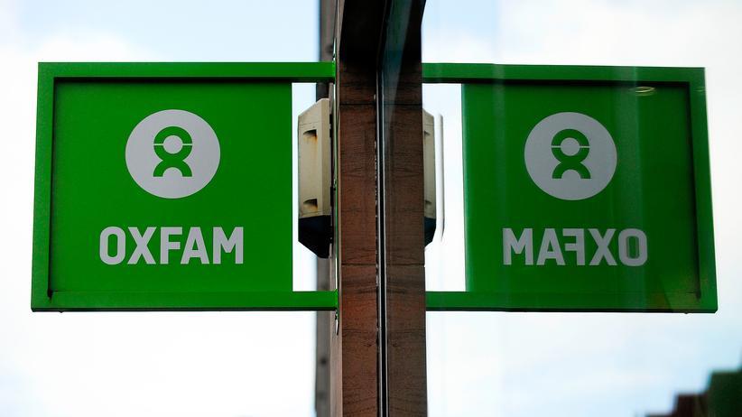 Großbritannien: Vizechefin von Oxfam tritt zurück