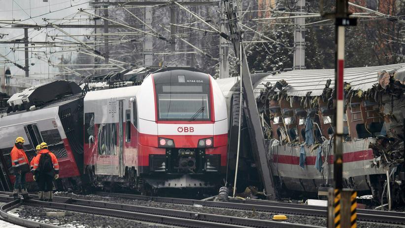 Steiermark: Eine Tote durch Zugunfall in Österreich