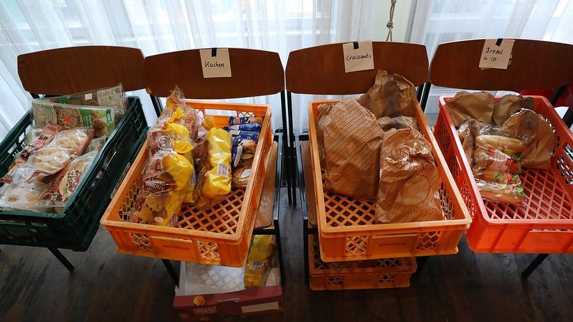 Essen: Kritik an Essener Tafel nach Aufnahmestopp
