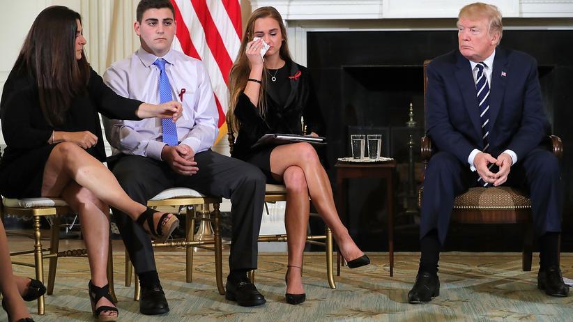 USA: Trump will Lehrer bewaffnen