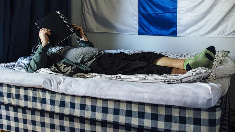 """Soziale Gerechtigkeit: """"Straßenobdachlosigkeit gibt es in Finnland nicht mehr"""""""