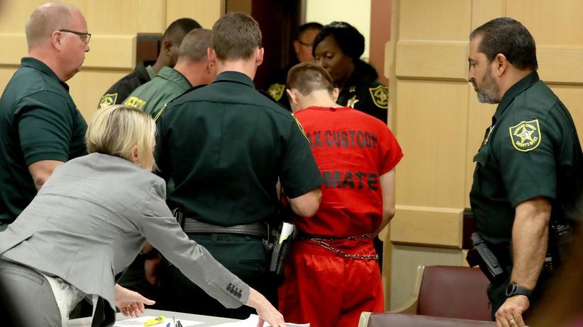Florida: US-Ankläger wollen Todesstrafe für Täter aus Parkland