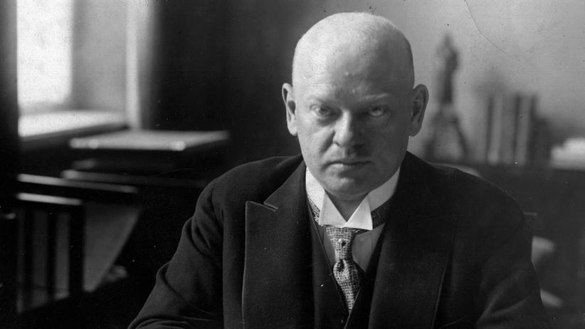 AfD: Der frühere Reichskanzler Gustav Stresemann (1878 – 1929)