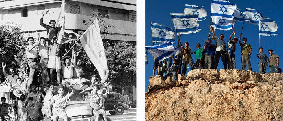 Israel: Wie Herr Ruppin ein Land erbaute