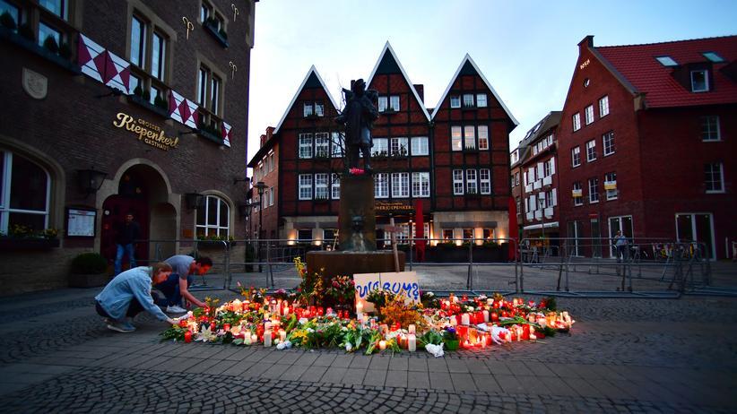 """Vorfall in Münster: """"Die Tat von Münster war ein Akt der Rache"""""""