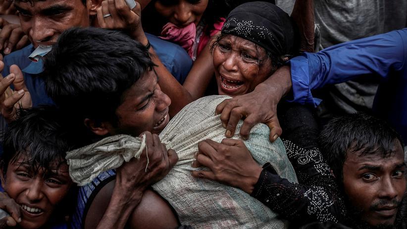 Pulitzerpreis: Das Leid der Rohingya