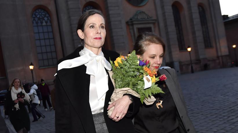 Nobelpreiskomitee: Vorsitzende der Schwedischen Akademie tritt zurück