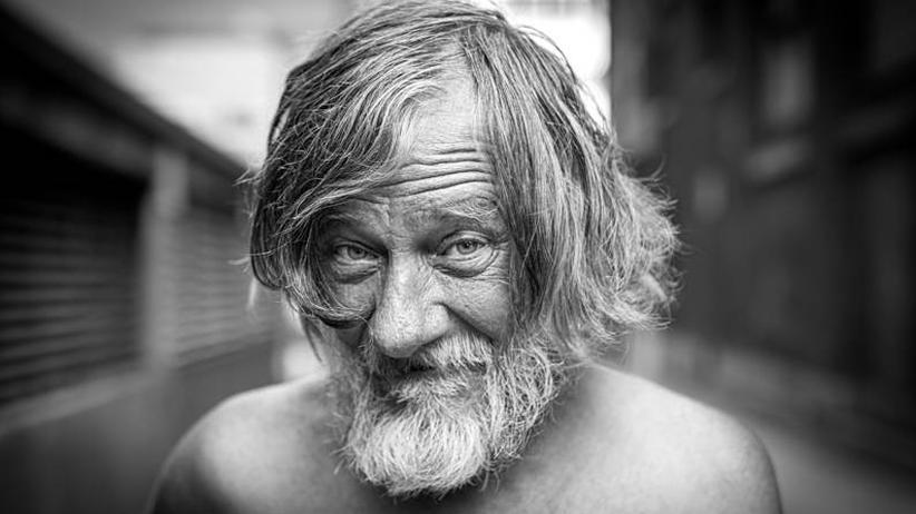 Auf Montreals Straßen: Dieser Fotograf möchte mehr Bewusstsein für Obdachlose schaffen