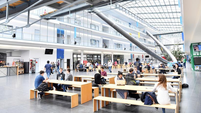 Chancengleichheit: Studenten an der Technischen Uninversität München