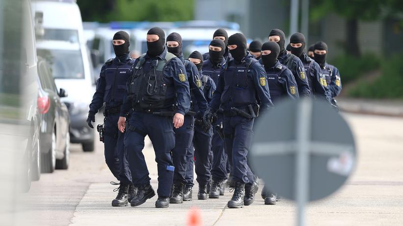 Ellwangen: Polizei nimmt abzuschiebenden Flüchtling in Gewahrsam