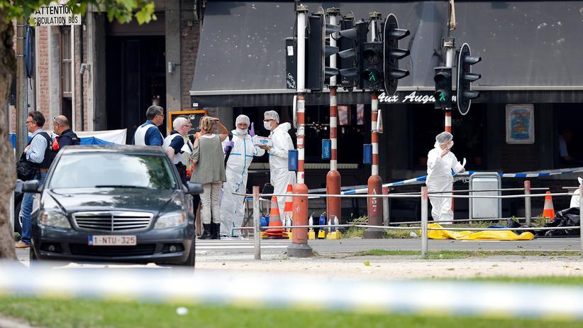 Belgien: Mann erschießt drei Menschen in Lüttich
