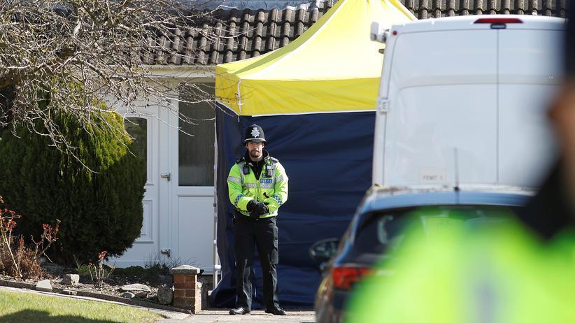 Salisbury: Ex-Spion Skripal aus Klinik entlassen