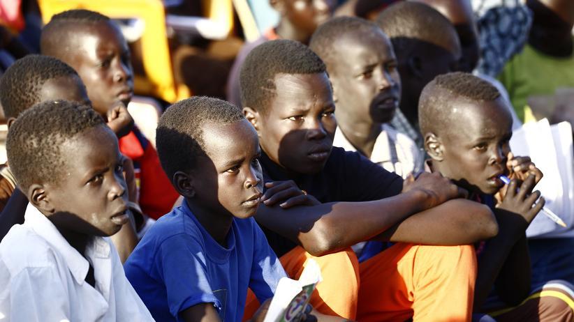 UNHCR: Flüchtlinge in einem Camp des Hilfswerks UNHCR im Südsudan