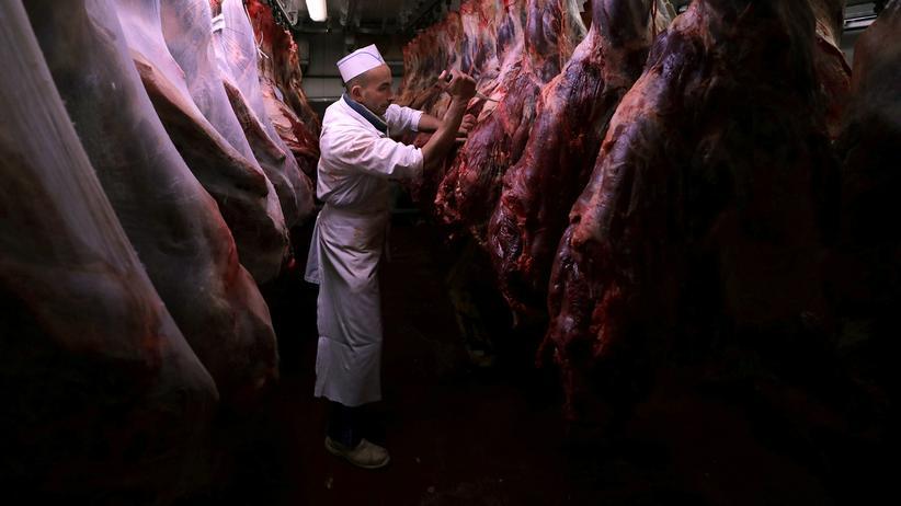 Fleischer: Frankreichs Metzger beklagen Angriffe von Veganern