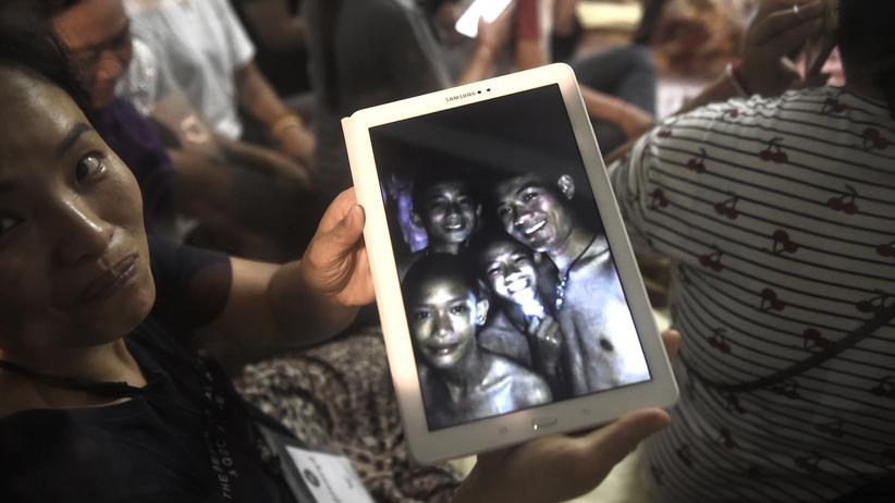 """Thailand: """"Wir sind alle stark"""""""