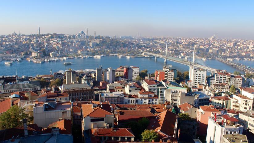 Türkei: Ansicht von Izmir