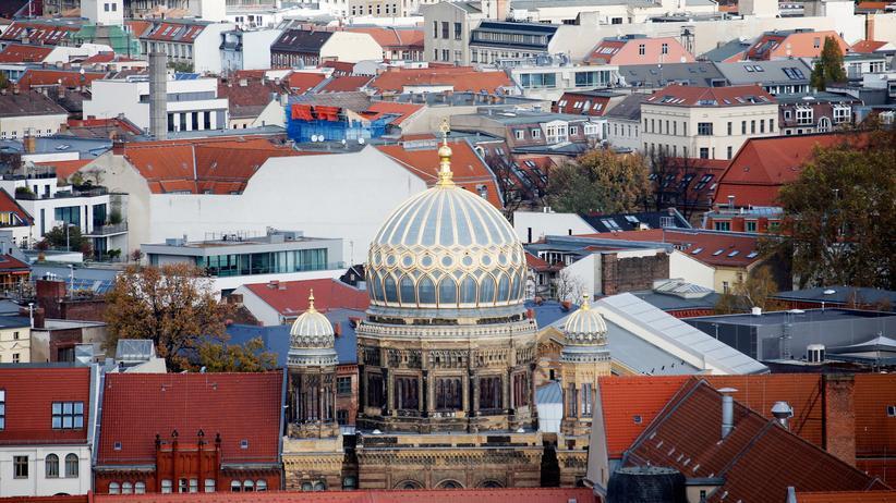 Judenhass in Deutschland : Jede fünfte antisemitische Straftat geschieht in Berlin