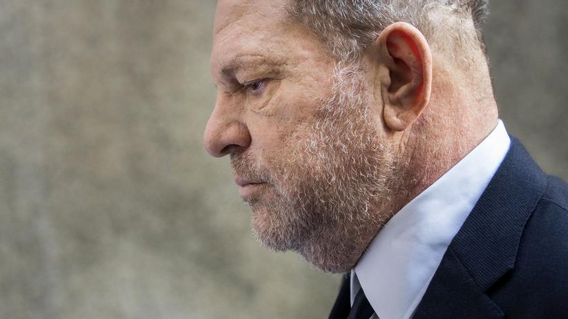#MeToo: Deutsche Schauspielerin verklagt Harvey Weinstein wegen Vergewaltigung